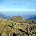 Tema A - Sanja Imamagić, Simienski_krajolik - Simien nacionalni park, Etiopija, listopad 2016