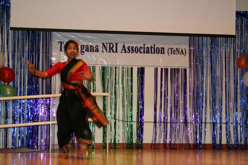 Telangana folk dance by Tuhina Venkatayogi