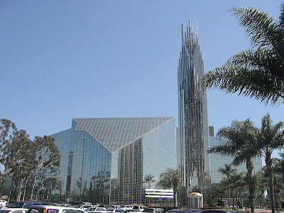 A Catholic's take on the Crystal Cathedral of California