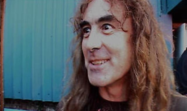 Steve Harris-iron Maiden-at-Download-2007