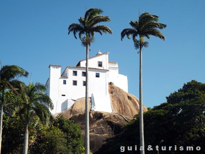 8676080e4 g u i a & t u r i s m o: Convento da Penha em Vila Velha, o atrativo ...