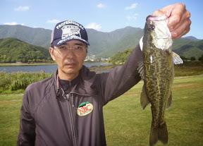 37位 熊田周一選手 1本 280g