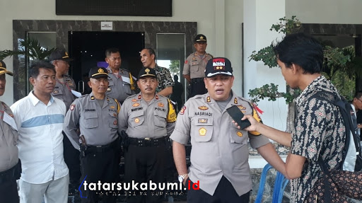 Rekapitulasi Perolehan Suara Pemilu 2019 Tingkat Kabupaten Sukabumi Hari Kedua Berjalan Kondusif