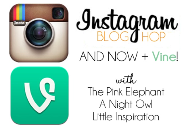 Instagram and Vine Blog Hop
