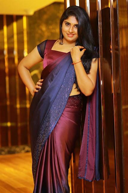 Telugu Actress Sonia Chowdary