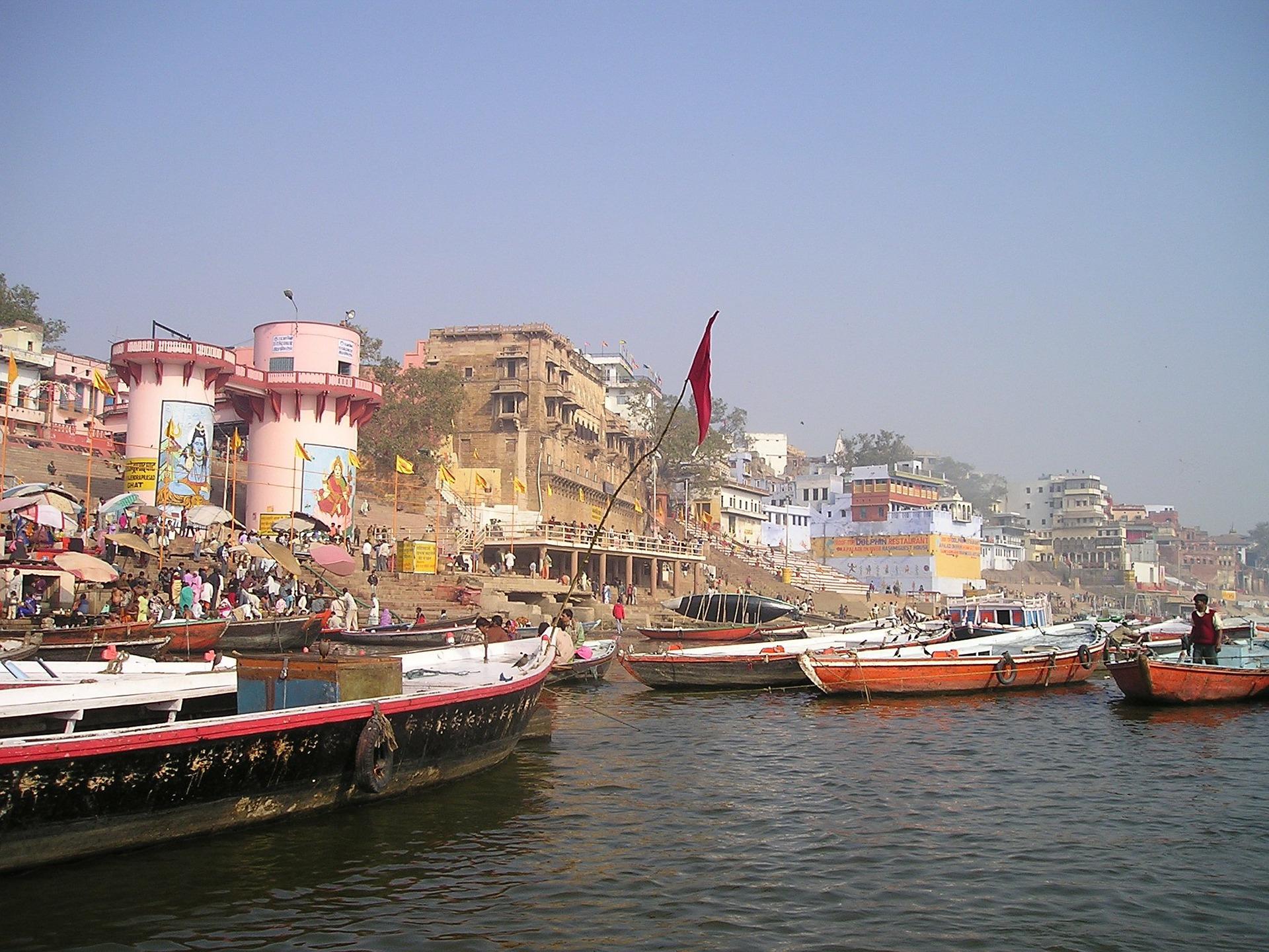 Ganga Banaras varanasi