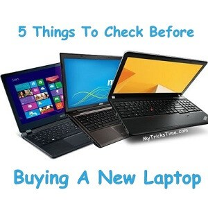 Buying a new laptop...?