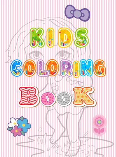 Coloring Book Dora Kids