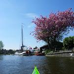 128-We varen nu naar de sluizen op de Diepe Dolte. Daar achter ligt het Ijsselmeer.