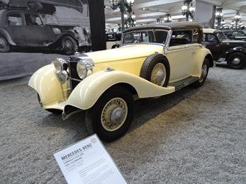 2017.08.24-153 Mercedes-Benz Cabriolet Type 540K 1936