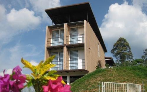 Vivienda construida con contenedores mar timos www - Contenedores maritimos para vivienda ...