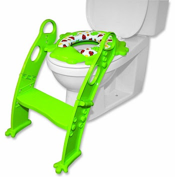 #3 Karibu Cushion Step Potty  sc 1 st  Potty Training Solution & Top 5 Rated Kids Step Stools | Toodler Toilet Step Ladder | Potty ... islam-shia.org
