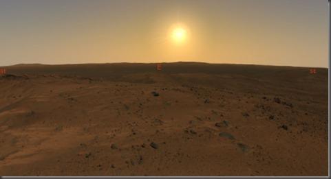 Perdidos en Marte 1 (astronomía en el colegio)