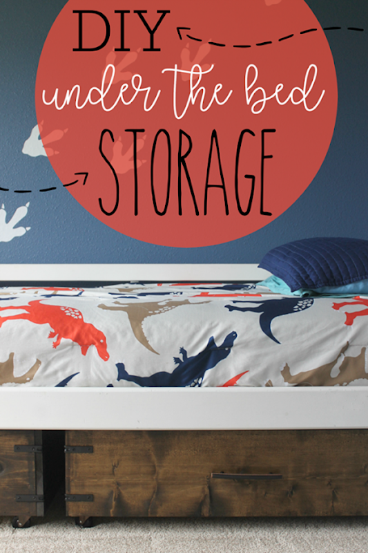 DIY Under the Bed Storage [2]