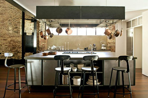Get industrial kitchen home decor! | Home Decor and Remodeling Tips