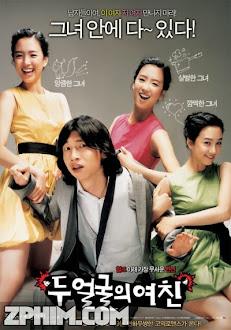 Cô Bạn Gái Đa Nhân Cách - Two Faces of My Girlfriend (2007) Poster
