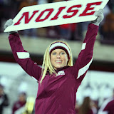 They wanted noise, Griz Nation gave them noise.