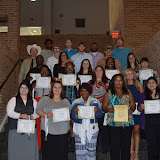 Student Government Awards 2016