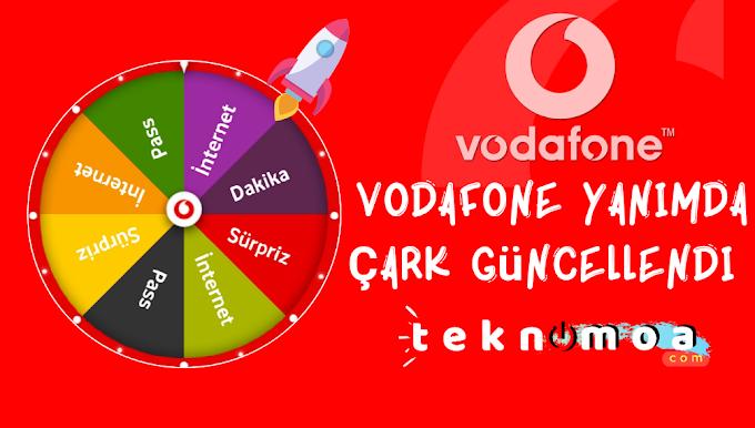 Vodafone Çark Güncellendi!
