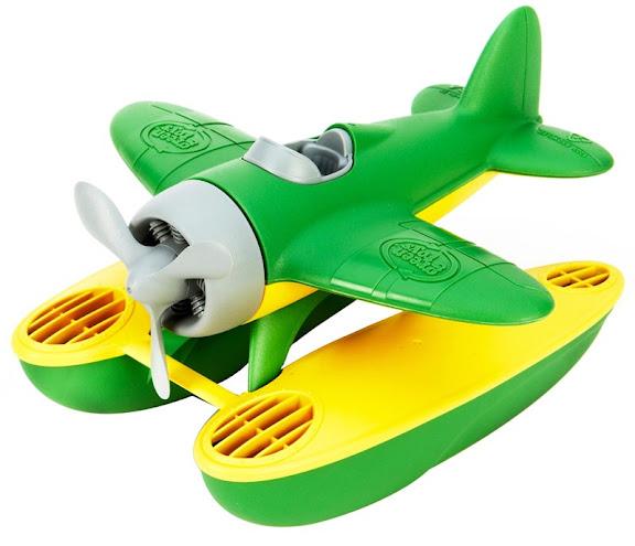 Contenido de Green Toys® Hidroavión