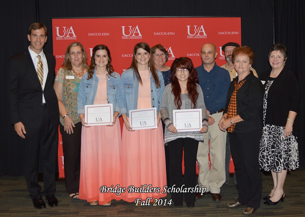Scholarship Awards Ceremony Fall 2014 - Bridge%2BBuilders%2BGroup.jpg