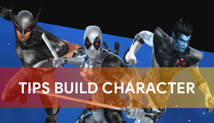 Marvel Future Fight best character build