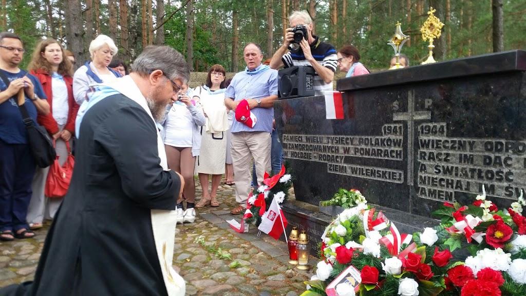 Ponary na Litwie i Troki, 4 lipca 2016 - IMG-20160703-WA0006.jpg
