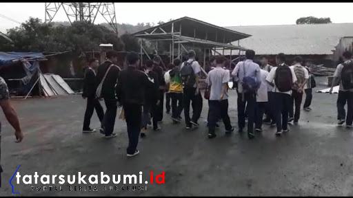 Tawuran Pelajar di Sukabumi Bawa Celurit, Kapolsek : Sudah Masuk Tindak Kriminal