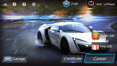 Best Small Size Car Racing Game for iPhone