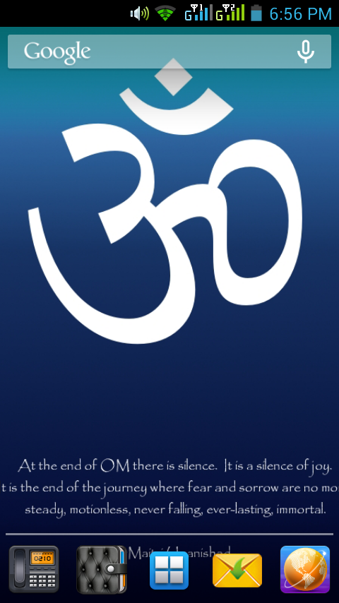OM Wallpapers- screenshot