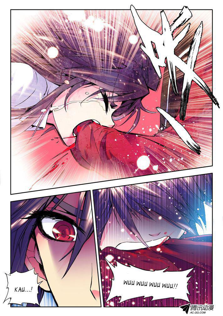 Baca Manga Shen Yin Wang Zuo Chapter 18 Komik Station