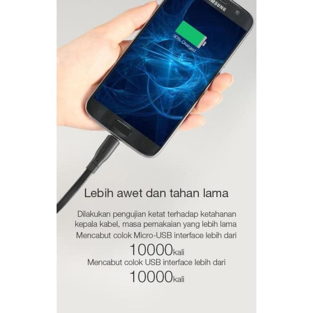 Kabel Data Murah Fast Charge, atasi ngecas lama batere ga isi-isi