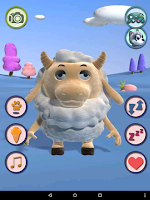 Screenshot of Talking Sheep
