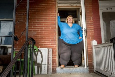 Meet The Woman That Wants To Be Remembered For Having World's Biggest Hips (Photos)