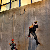 Séance d'entrainement indoor - Brignon - 7 mai 2014