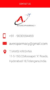 Avero Pharmacy - náhled