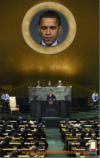 America's Last Black President Addresses the UN for the Last Time
