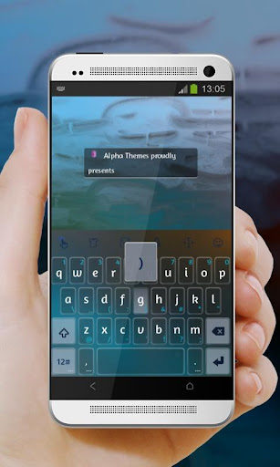 玩個人化App|蓝河Lán hé TouchPal免費|APP試玩