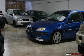 Suzuki Alto and Citroen Saxo