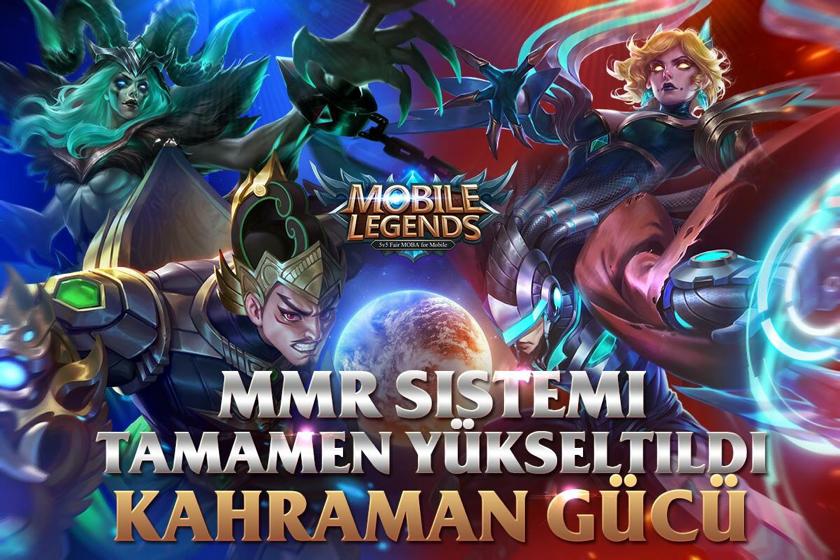 Mobile Legends Kahraman Gücü Sistemi Geliyor
