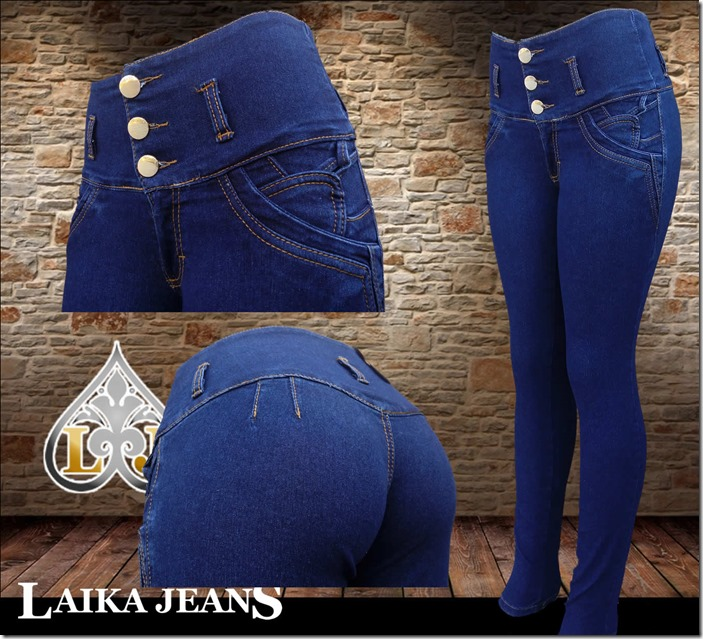 Stone basico Laika Jeans