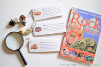 Rocks and Minerals Learning Activities for Kids (with Free Cards)