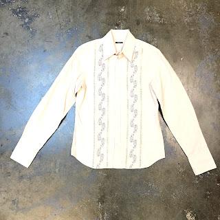 Miu Miu Western Shirt Sz. 39/15.5