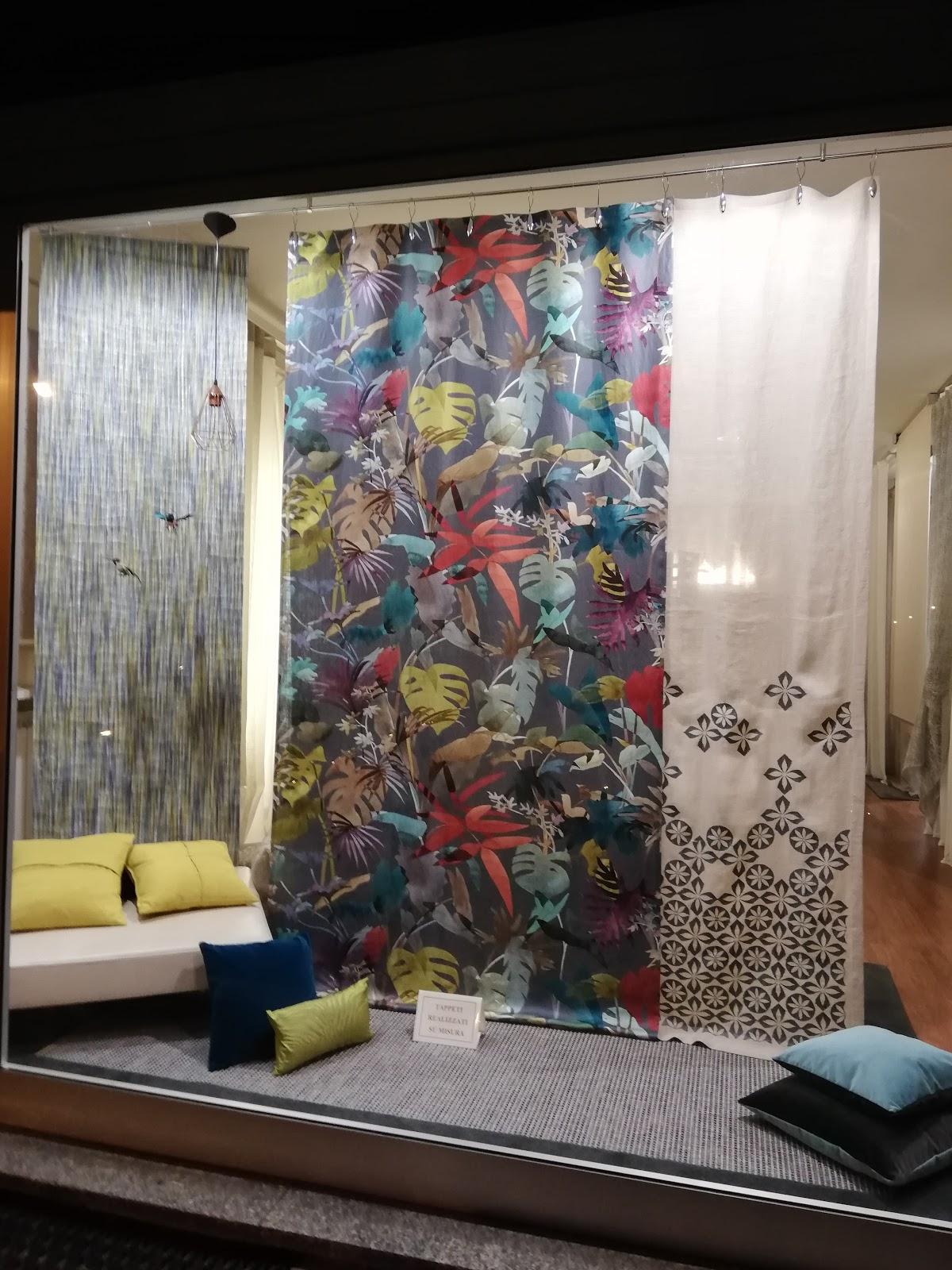 """Casa Del Tappezziere Seregno 2m """"le tende"""" seregno di fiorella e lorella marinello"""
