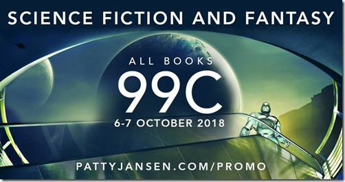 Patty SFF Promo 6-7 Oct 2018