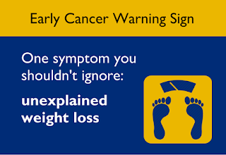 Early Signs and Symptoms of Cancer