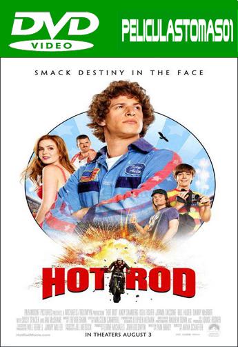 Hot Rod (Flipado sobre Ruedas) (2007) DVDRip