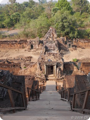 Long way to go at Pre Rup