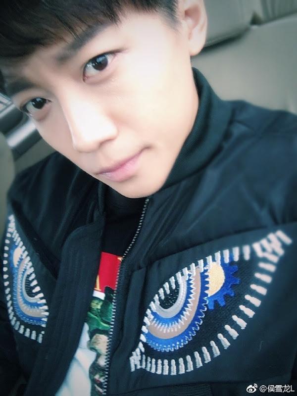 Hou Xuelong China Actor