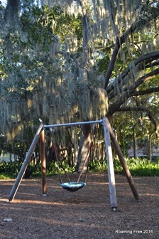 These swings look like fun